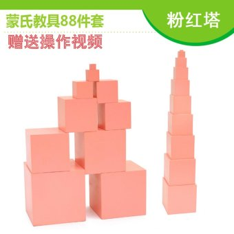 Harga Teaching Lee pink Tower