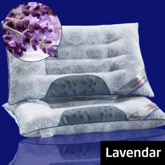 Harga Health Pillows - Lavender | Therapeutic Deep Sleep Induction