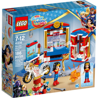 Harga LEGO 41235 DC Super Hero Girls Wonder Womanル Dorm