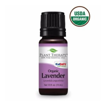 Harga Plant Therapy Organic Lavender Essential Oil 10ml