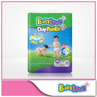 Harga Babylove Daypants Plus Mega Pack XXL 48pcs