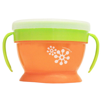Harga Lucky Baby® 610015 Snac-It™ Easy Grip Snack Cup
