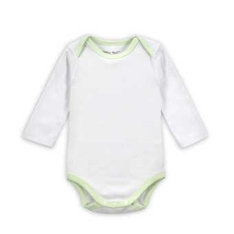 Newborn Romper Infant Long Sleeve Jumpsuits Boys Girl Spring Autumn Clothes Princess Wear Baby Romper - intl