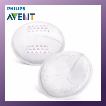 PHILIPS AVENT Disposable Breast Pads (Night Pads) 20Pcs/Box