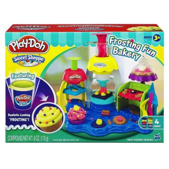 Harga Play-Doh Sweet Shoppe Frosting Fun Bakery Playset