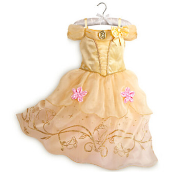Princess Dress Children Clothing Girl's Dress Light yellow