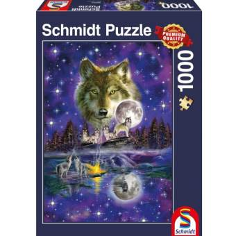 Schmidt Simita imported moonlight of the wolf puzzle