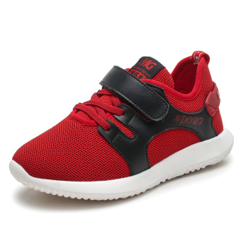 Korean-style mesh Spring and Autumn New style mesh shoes kids shoes