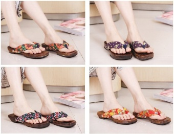 Spot lovelive shoes clogs half month clogs cherry bottom kimonobathrobe cos anime clothes universal clogs