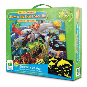 The Learning Journey Glow In The Dark Sea Life