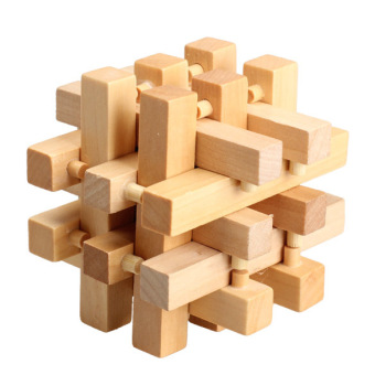 Wooden Education Toy Puzzle Toy