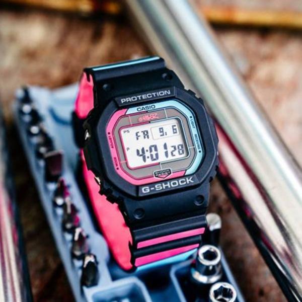 [Original] Casio G-Shock GW-B5600GZ-1D Mobile Link Gorillaz NOW Solar Powered Mens Watch Malaysia