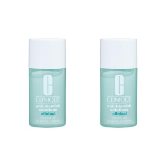 2 X Clinique Anti-Blemish Solutions Clinical Clearing Gel 30ml Acne Care Clear - intl