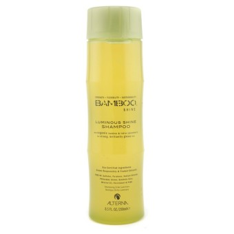 Harga Alterna Bamboo Luminous Shine Shampoo 250ml/8.5oz