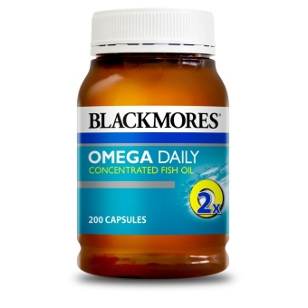 Harga Blackmores Omega Daily 200 Capsules