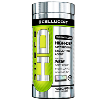 Cellucor Super HD (120 capsules)