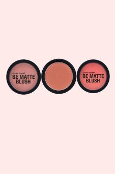 City Color Cosmetics Be Matte Blush (Fresh-Melon)