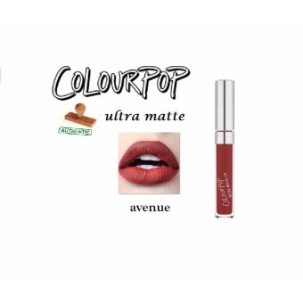 Harga COLOURPOP ULTRA MATTE LIP Bestseller 100% Authentic [Avenue]