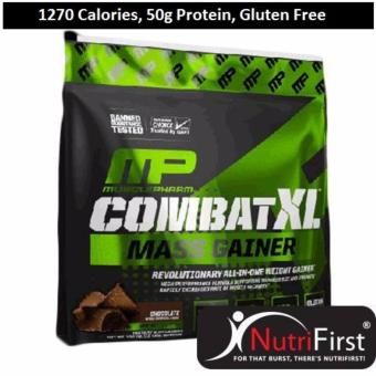 Combat XL Mass Gainer (12 Lbs) Chocolate Peanut Butter