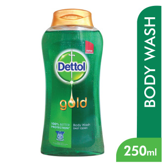 Harga Dettol Body Wash Daily Clean 250Ml