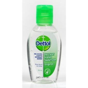 Dettol Hand Sanitizer Fresh