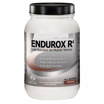 Endurox R4 Chocolate 28 Servings 4.56 Lbs With Free Gift