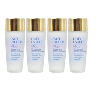 Estee Lauder Micro Essence Skin Activating Treatment Lotion 30ml X 4