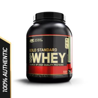 Optimum Nutrition Gold Standard Whey 5 lbs - Extreme Milk Chocolate