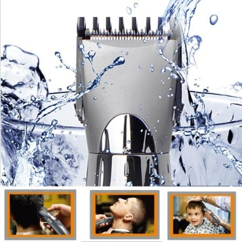 Handy Mens Electric Rechargeable Baby Hair Clipper Beard Trimmer Shaver Razor - intl