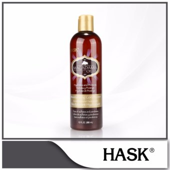 Harga HASK Macadamia Oil Moisturizing Conditioner 355ml