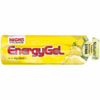 High5 Energy Gel Citrus 24 Pack With Free Gift