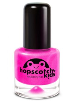 Hopscotch Kids WaterColors Nail Polish Individual Bottle(Strawberry Shortcake)