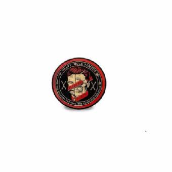 Harga Modern Pirate Superior Pomade Matte Clay Paste Heavy Hold(Red)