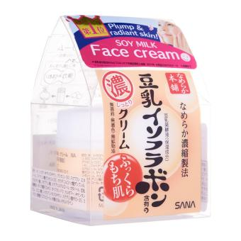 Harga SANA Namerakahonpo Face Cream