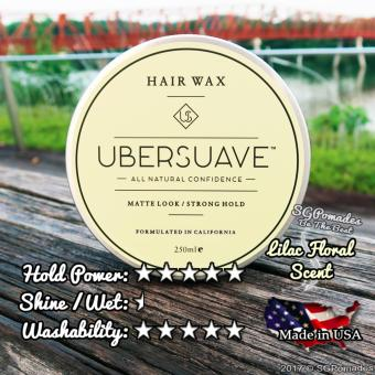 Harga JUMBO UBERSUAVE Hair Wax 250ml