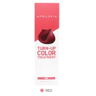 Harga Aprilskin Turn up Color Treatment - Red