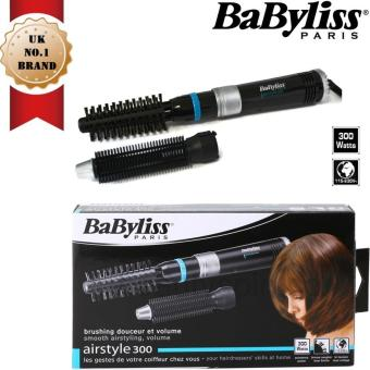 Harga Babyliss 667E Hot Air Styler 300W [WORLDWIDE VOLTAGE][1 YEAR LOCAL GUARANTEE]