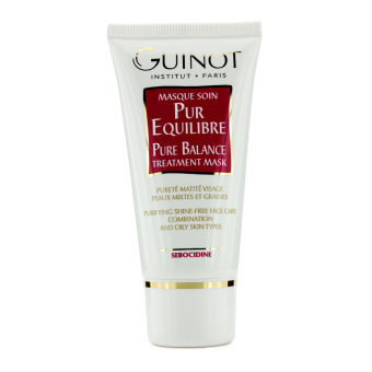 Harga Guinot Pure Balance Mask (For Combination or Oily Skin) 50ml/1.7oz