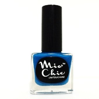 Harga Peel off Water base Nail Polish - #C002 Blue Water