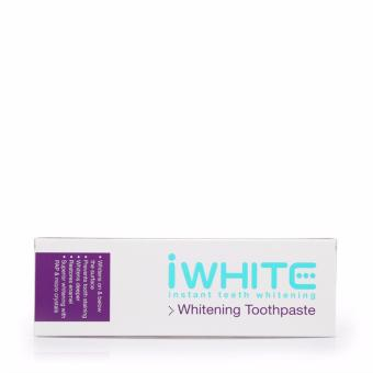 Harga iWhite Instant Teeth Whitening Toothpaste 75ml