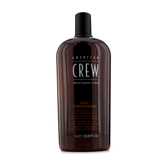 Harga American Crew Men Daily Conditioner (For Soft, Manageable Hair) 1000ml/33.8oz