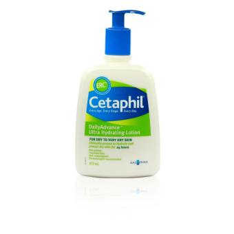 Harga CETAPHIL DAILY ADVANCE ULTRA HYDRATING LOTION 473ML
