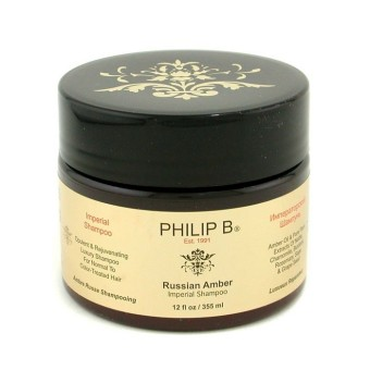 Harga Philip B Russian Amber Imperial Shampoo (For Normal to Color-Treated Hair) 355ml/12oz