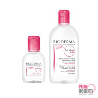 Harga [BUNDLE DEAL] Bioderma Sensibio (500ml + 100ml)
