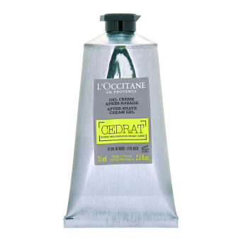 Harga L'Occitane Cedrat After Shave Cream Gel 2.5oz, 75ml