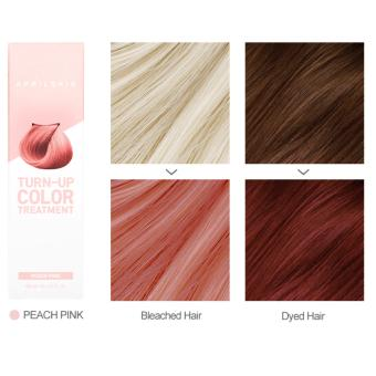 Harga April Skin Turn-up Color Treatment - Peach Pink