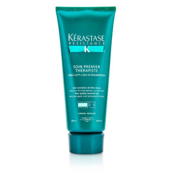 Harga Kerastase Resistance Soin Premier Therapiste Fiber Quality Renewal Care (For Very Damaged (Intl)