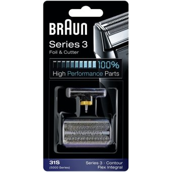 Harga Braun Series 3 31S Foil and Cutter