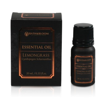 Harga Bath & Bloom 100% Lemongrass Essential Oil