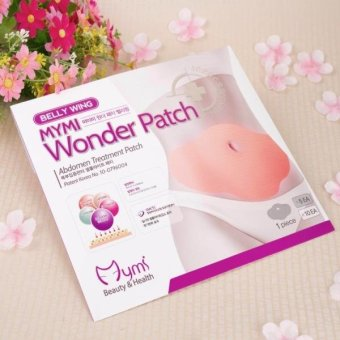 Harga 5 PCS Belly Slimming Wonder Patch - intl